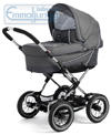 Emmaljunga Edge Duo Combi Grey Carbonite