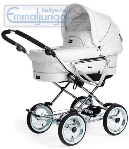 Детская <b>коляска</b>-трансформер <b>Emmaljunga</b> <b>Mondial</b> Duo Combi ...