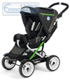 Emmaljunga Scooter Black lime