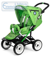 Emmaljunga Scooter Lime