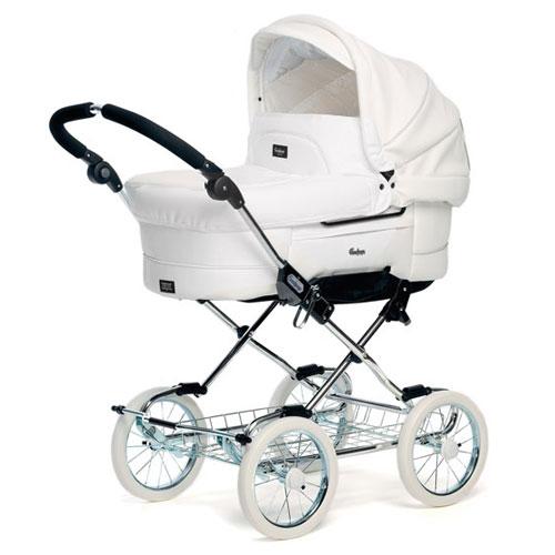 Ход коляски с ними более плавный, амортизация хорошая - малыша не трясет.